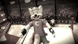 SMF Wrestling - Chuck E. Cheese Quits...