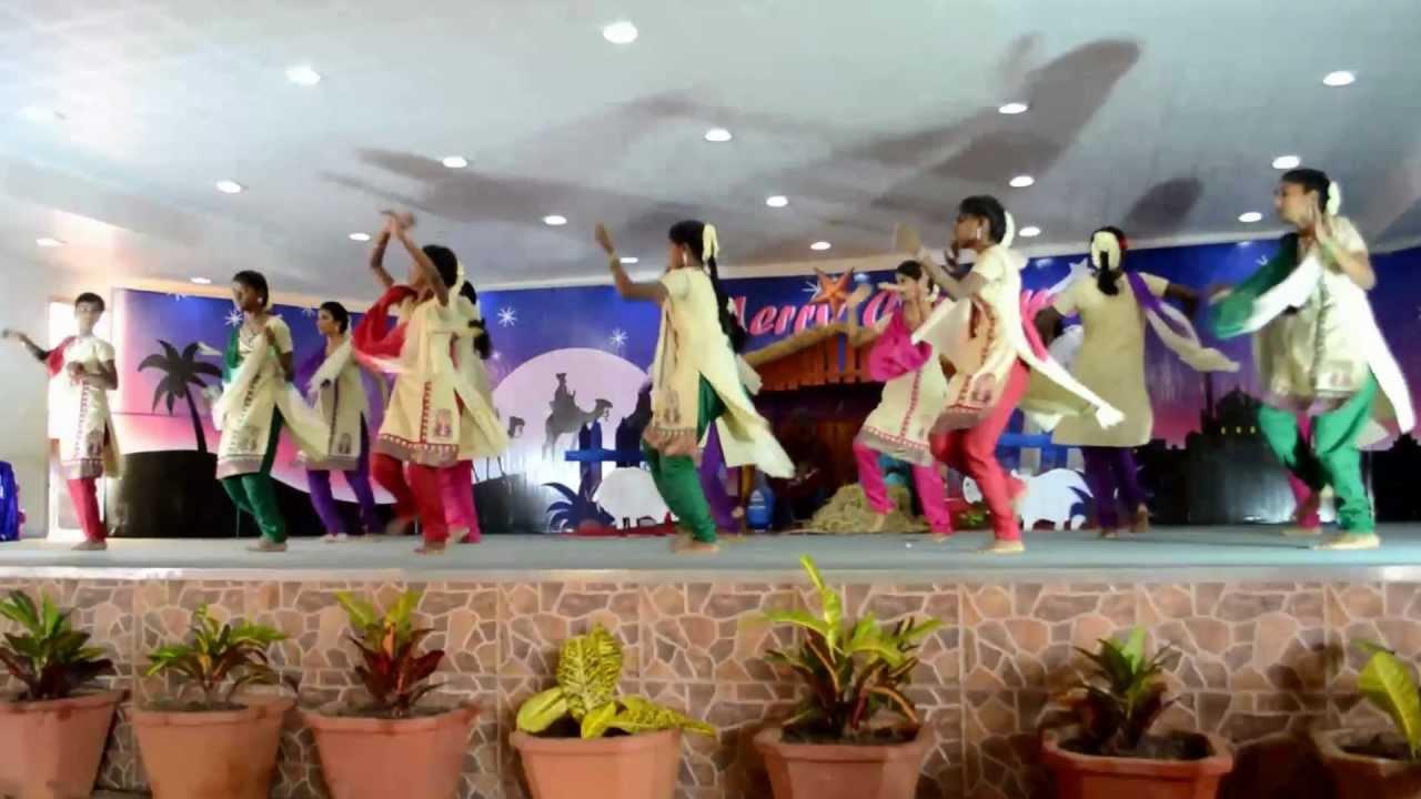 Christmas Celebration at Kings School December 2012 - YouTube