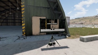 ARMA 3 UAV Screen test