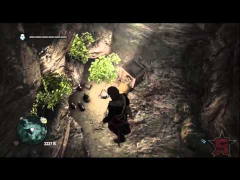 Assassins Creed IV: Treasure 633. 784 Nassau