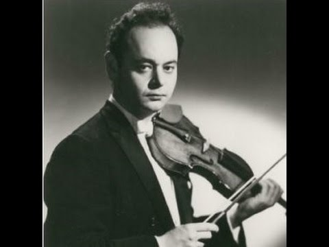 Michael Rabin -  Beethoven Concerto - German Radio Broadcast 1961
