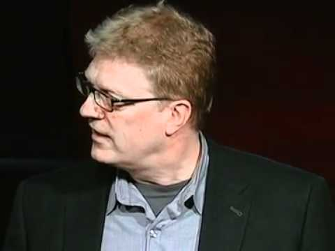 Ken Robinson says schools kill creativity (2006)