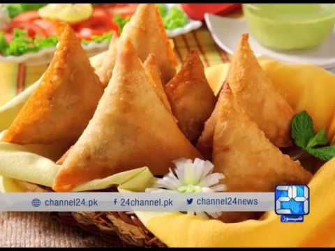 24 Report: Brief story and history of samosa