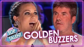 Download Lagu BEST GOLDEN BUZZERS on Got Talent 2018 | Top Talent Gratis STAFABAND