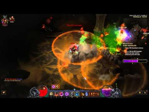 Diablo 3 (2.1.1) Wizard Firebird Energy Twister BUILD GUIDE - [High LvL Greater Rifts]