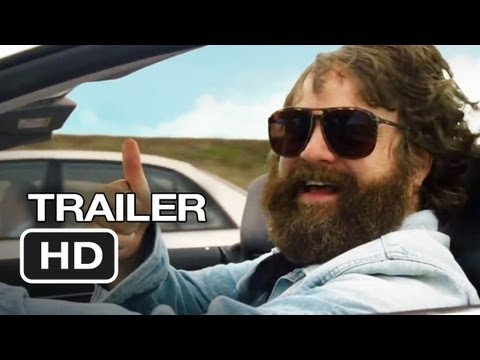 The Hangover Part 3 TRAILER 1 (2013) - Bradley Cooper Movie HD