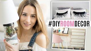 2 DIYs para decorar tu cuarto & nuevos muebles   ROOM DECOR