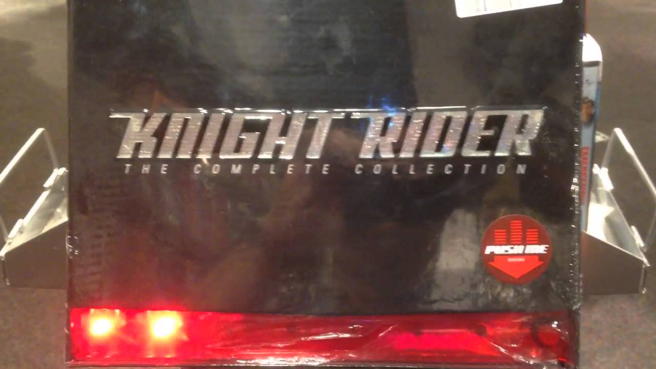 Knight Rider Dvd Box Set Knight Rider Dvd Boxed Set
