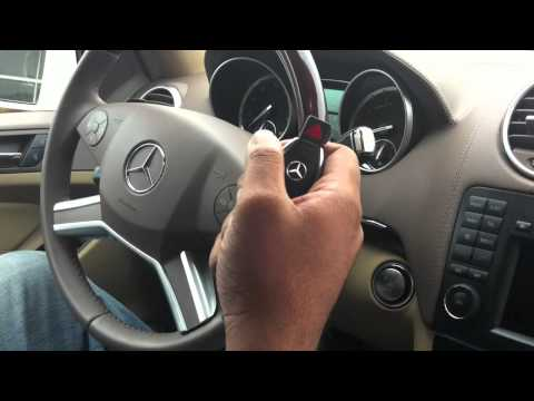 2011 mercedes gl450 remote start how to make do for Remote starter for mercedes benz