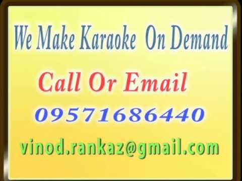 Kisi Roz Tumse Mulakat Hogi   Karaoke   Pardesh