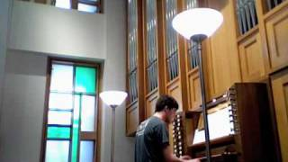 Mendelssohn Sonata in F minor, 4th movement