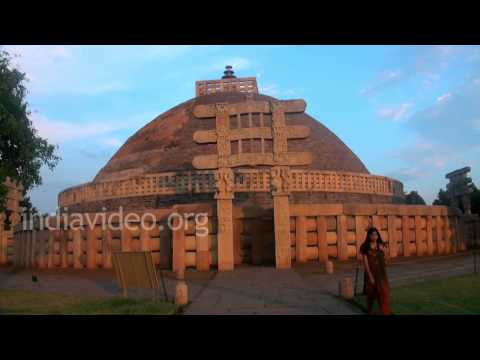 Buddhist Monuments, Sanchi