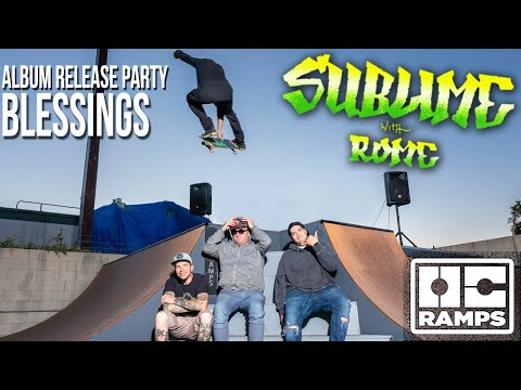 SUBLIME WITH ROME Album Release Party