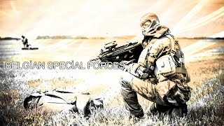 BELGİAN SPECİAL FORCES