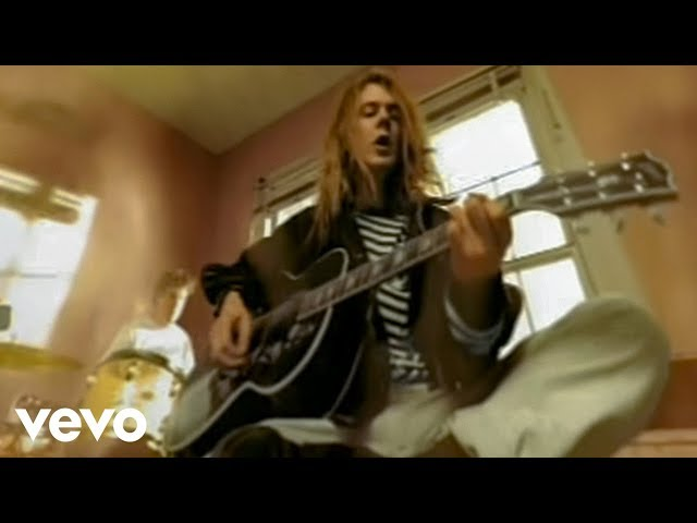 Soul Asylum - Runaway Train Official Video