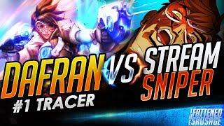 DAFRAN WRECKS STREAM SNIPER & Shows Why He's #1 Tracer
