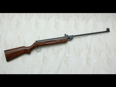 Norconia B2 .22 cal break barrel air rifle a.k.a. SMK B2