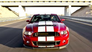 Outrun - 2013 Ford Shelby GT500 Chases 200 MPH! - Ignition Episode 18