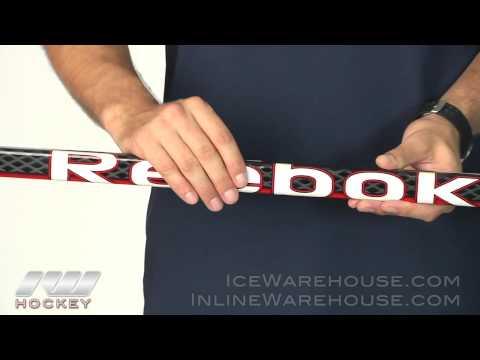 Reebok hockey sticks
