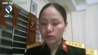 Một nữ đại úy quân đội CSVN trở thành 'quân oan'