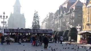Sirenele au marcat 24 de ani de când Timișoara a devenit primul oraș liber de comunism din România