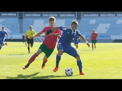 U-19. ДИНАМО - Скала 5:0. Огляд матчу