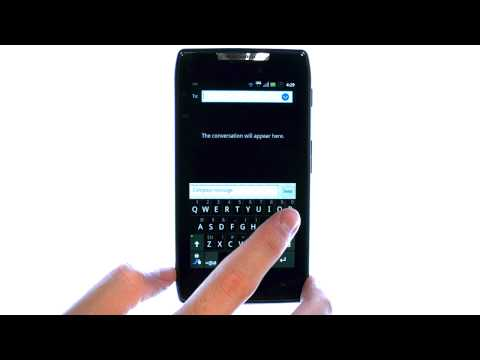 Change The Text Message Tone On My Motorola Droid RAZR Or RAZR Maxx