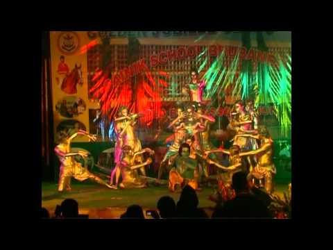 PRINCE DANCE GROUP Krishna Avatar DANCE