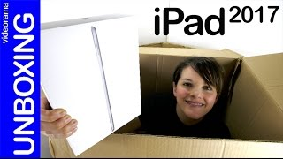 Apple iPad 2017 unboxing y primeras impresiones