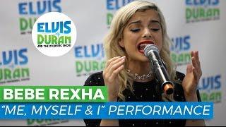 "Download Lagu Bebe Rexha - ""Me, Myself & I"" Acoustic | Elvis Duran Live Gratis STAFABAND"