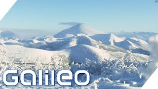 Leben extrem am kältesten Ort der Welt   Galileo   ProSieben