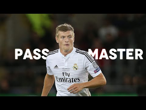 Toni Kroos | Skills, Passes & Assists | Real Madrid | 2014/15
