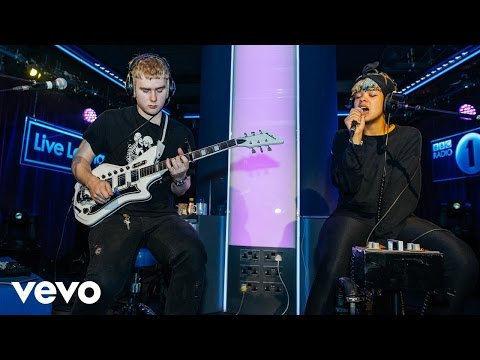 Mura Masa, Bonzai - Firefly in the Live Lounge