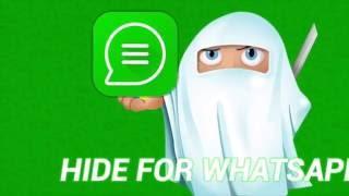 HIDE FOR WHATSAPP APP