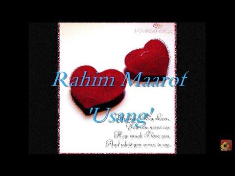 Rahim Maarof - Usang