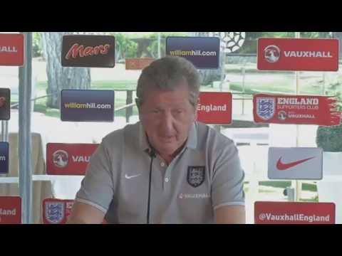 Roy Hodgson press conference: Live