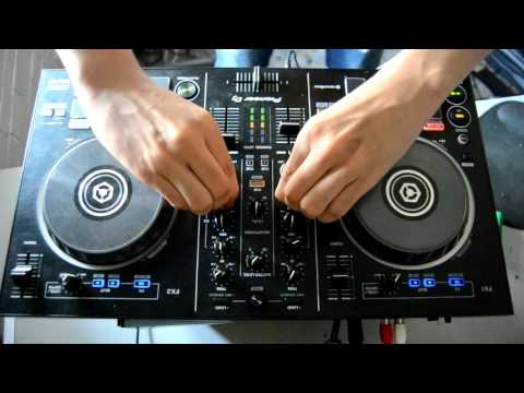Pioneer DDJ-RB      First set