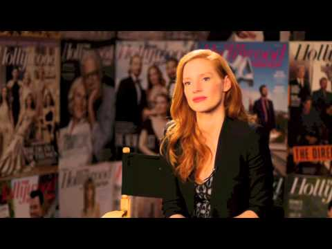 Jessica Chastain Interviewed by Scott Feinberg