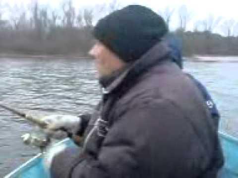 3gp видео о рыбалке