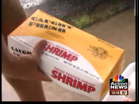Gulf oil spill impacts shrimp lovers