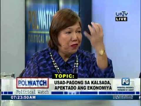 Manila's traffic problem affects Philippine economy (Part 1)