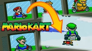 """Can You Beat Super Mario Kart 150CC (WITH THE ALWAYS SMALL """"CHEAT""""?)"""