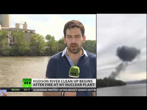 Huge Explosion at Nuclear Plant Near NYC, & Fukushima Update 5/11/15
