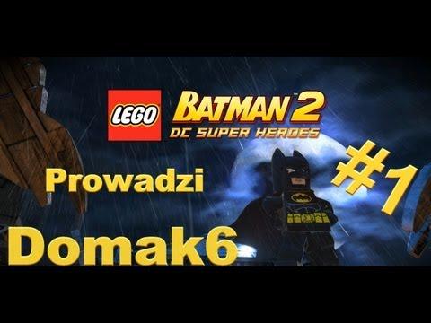 ☺ Let's Play / Zagrajmy w Lego Batman 2 PC odc 1 Na Deskach Teatru PL HD                     ➘