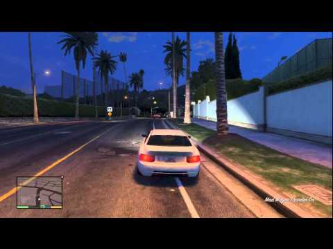 GTA 5: Ubenmacht Zion (BMW 6 Series E63 M6) Vehicle Review Gameplay