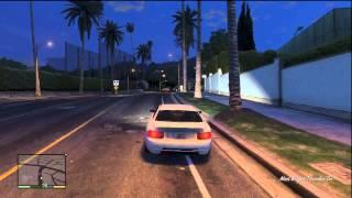 GTA 5: Ubenmacht Zion (BMW 6 Series E63 M6) Vehicle Review Gameplay