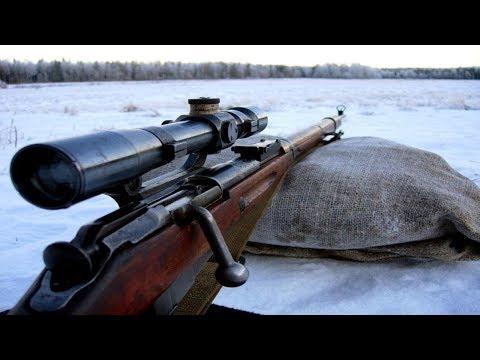 Русский снайпер мочит немцев - «Невидимое оружие»