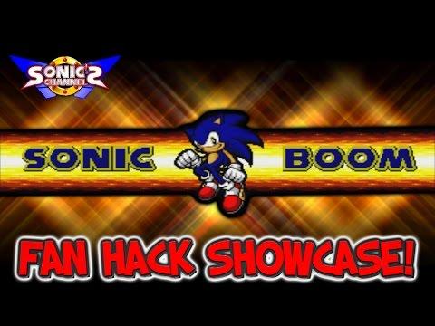 SC Fan Hack Showcase: Sonic Boom?