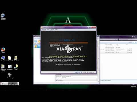 Xiaopan OS VM in Virtualbox