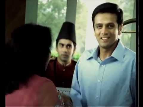 Rahul Dravid in Max New York Life Insurance A...